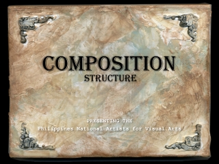 COMPO - Composition Structure (4AD1) ©JOVIEDAYON