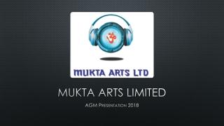 Mukta Arts Limited