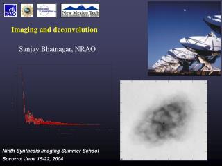 Imaging and deconvolution