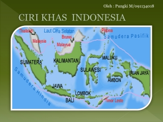 Kekhasan Bangsa Indonesia