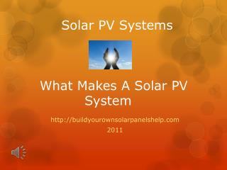 tour of a solar photovoltaic (pv) system