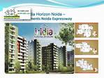Iridia Horizon Homes - Apartments Noida Expressway