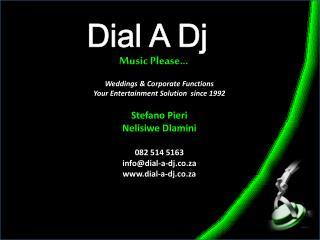 Dial A Dj