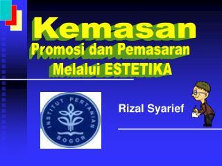 Rizal Syarief