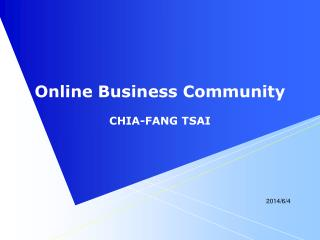 Online Business Community