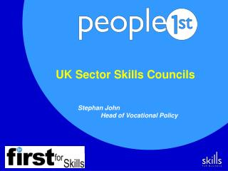 UK Sector Skills Councils