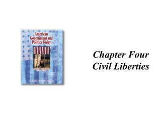 Chapter Four Civil Liberties