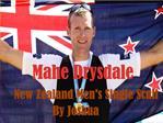 Mahe Drysdale