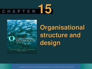 Organisational structure and design