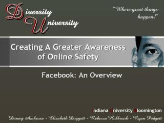 Online Environments