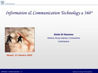 Information  Communication Technology a 360