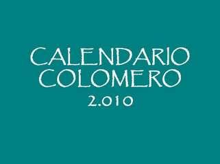 Calendario del Coloma