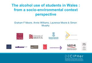 The alcohol use of students in Wales : from a socio-environmental context perspective