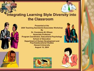 Integrating Learning Style Diversity into the Classroom