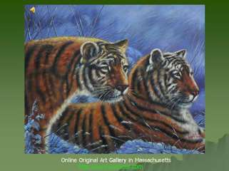 Animals paintings