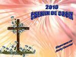 2010 CHEMIN DE CROIX