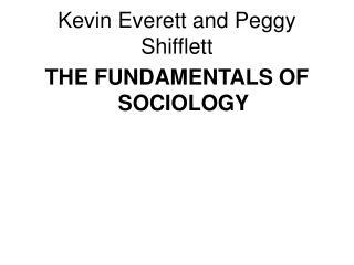 Kevin Everett and Peggy Shifflett