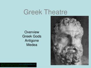 Greek Theatre