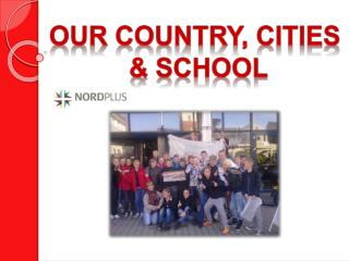 Our country, cities   school