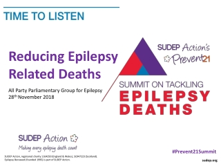 Sudden unexpected death in epilepsy: An overview