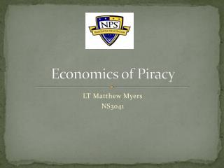 Economics of Piracy