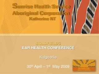 Sunrise Health Service Aboriginal Corporation Katherine NT
