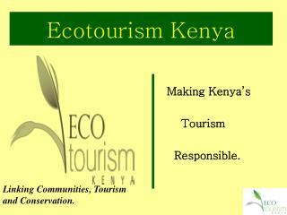 Ecotourism Kenya