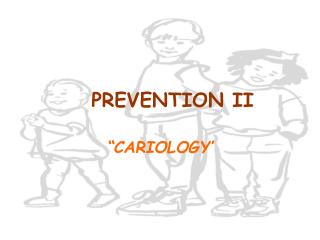PREVENTION II