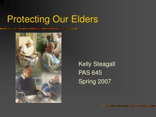 Protecting Our Elders