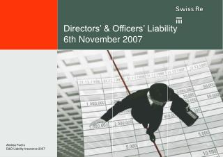 Directors   Officers  Liability  6th November 2007