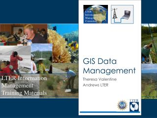 GIS Data Management