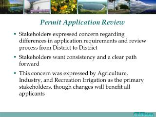 Permit Application Review
