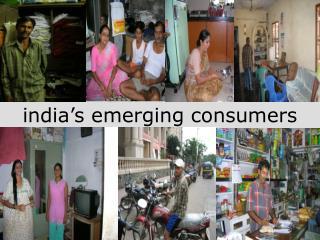 India s emerging consumers