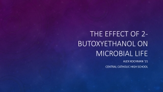 GENERAL ASPECTS OF  BACTERIAL PATHOGENESIS