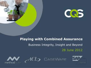 Playing with Combined Assurance