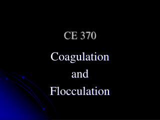CE 370