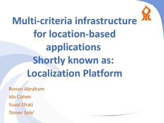 Mobile Application Developer Track