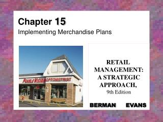 Implementing Merchandise Plans