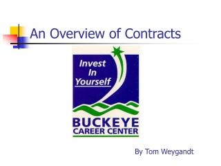 An Overview of Contracts