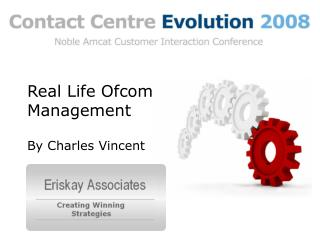 Real Life Ofcom  Management