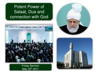 Friday Sermon May 20th 2011
