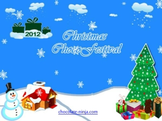 Christmas Choco Featival