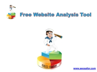 Free Website Analysis Tool