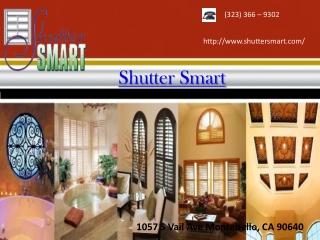 Window Shutters by Shutter Smart