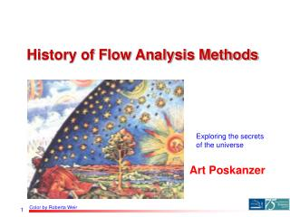 History of Flow Analysis Methods