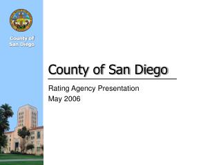 County of San Diego