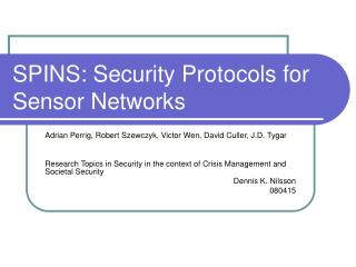 Routing protocols for wireless sensor networks