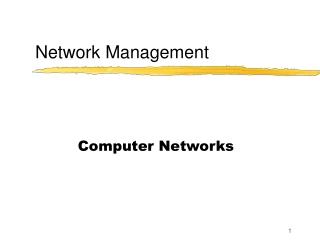 Remote Network Monitoring RMON