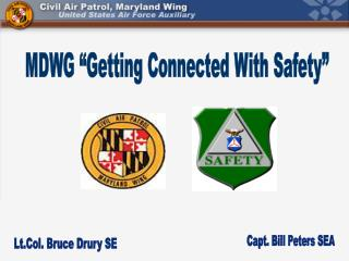 MDWG  Getting Connected With Safety