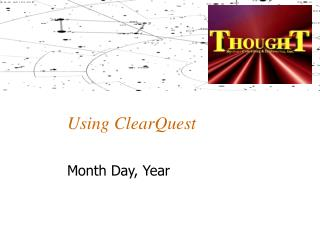 Using ClearQuest